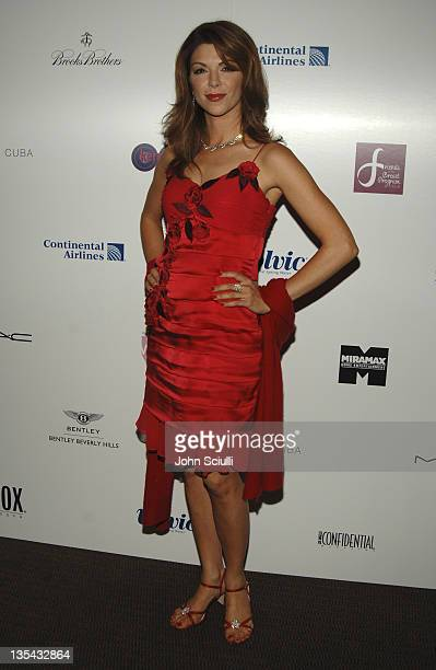 Amy Pietz during 'What A Pair 3' To Benefit Revlon/UCLA Breast Center Arrivals at UCLA Royce Hall in Los Angeles California United States