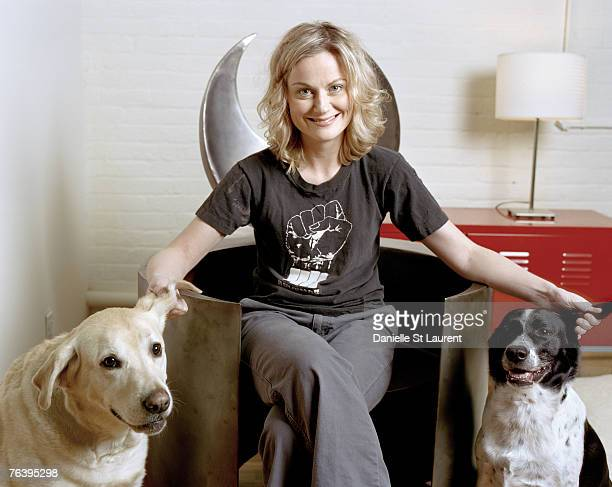 Amy Poehler Amy Poehler by Danielle St Laurent Amy Poehler Self Assignment February 1 2003