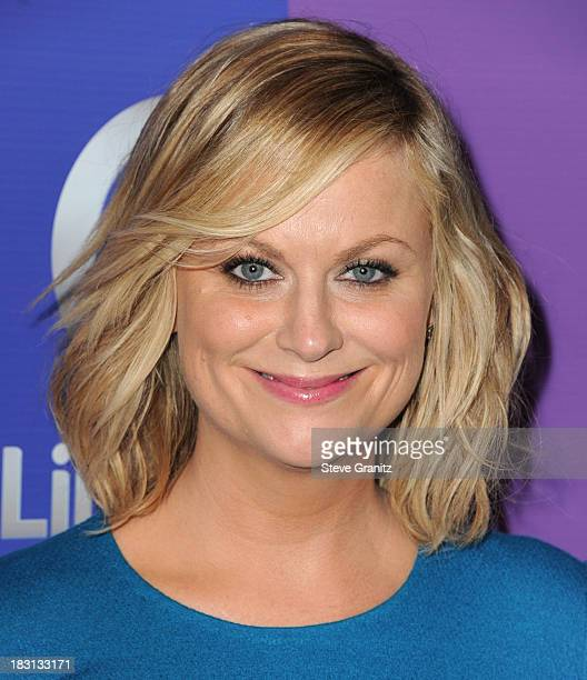 Amy Poehler arrives at the Variety's 5th Annual Power Of Women Event at the Beverly Wilshire Four Seasons Hotel on October 4, 2013 in Beverly Hills,...