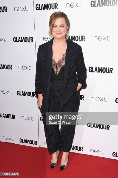 Amy Poehler attends the Glamour Women of The Year awards 2017 at Berkeley Square Gardens on June 6 2017 in London England
