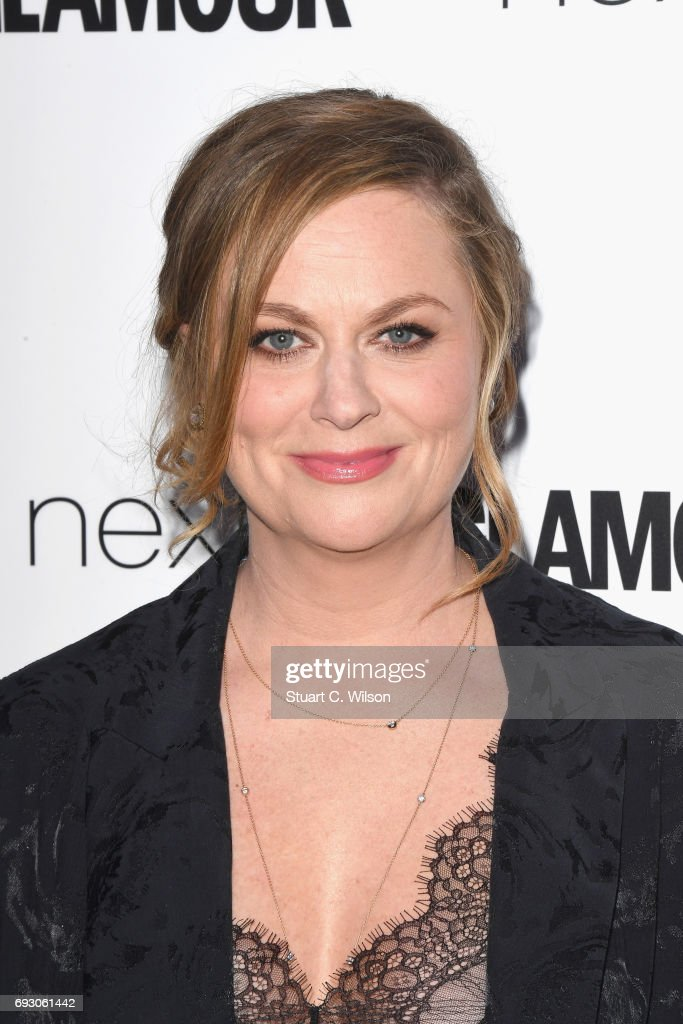 Amy Poehler attends the Glamour Women of The Year awards 2017 at Berkeley Square Gardens on June 6, 2017 in London, England.