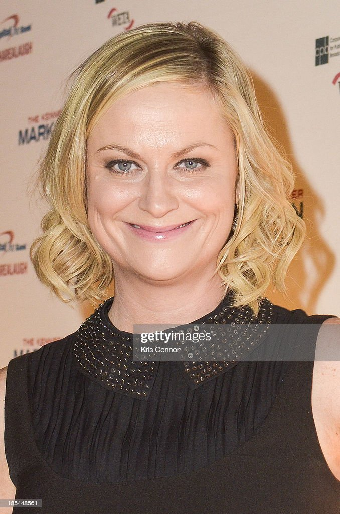 Amy Poehler poses on the red carpet during The 16th Annual Mark Twain Prize For American Humor at John F. Kennedy Center for the Performing Arts on October 20, 2013 in Washington, DC.