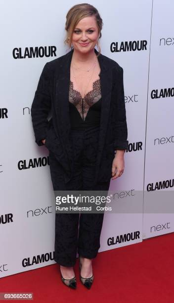 Amy Pohler attends the Glamour Women of The Year awards 2017 at Berkeley Square Gardens on June 06 2017 in London England