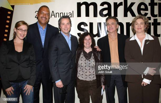 Amy Powell Ken Lombard Vince Messina Gayle Troberman Russel Schwartz and Anne Thompson