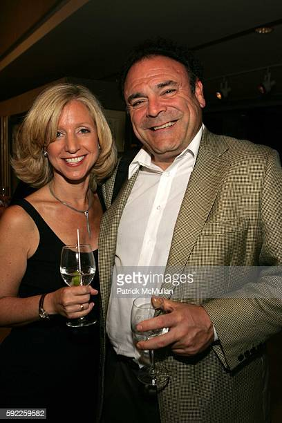 Amy Putman and Gil Schwartz attend SKIP of New York 2005 Friendraiser at Christie's Auction House on September 12 2005 in New York City