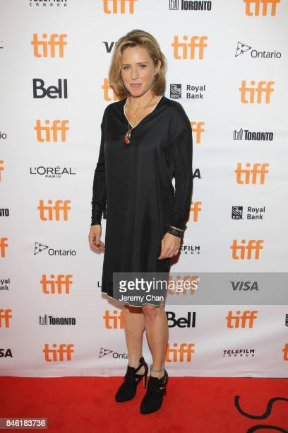 Amy Redford attends the Professor Marston The Wonder Women premiere during the 2017 Toronto International Film Festival at Princess of Wales Theatre...
