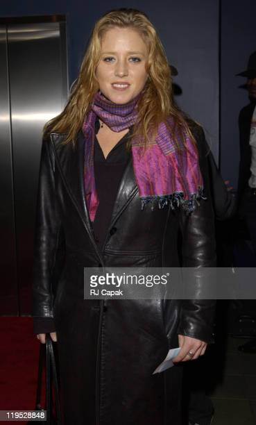 Amy Redford during Die Mommie Die New York Premiere at Loew's 34th Street in New York City New York United States