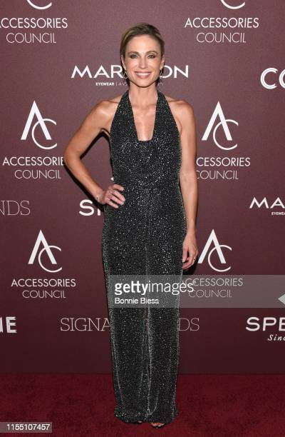 Amy Robach attends the 23rd Annual ACE Awards at Cipriani 42nd Street on June 10 2019 in New York City