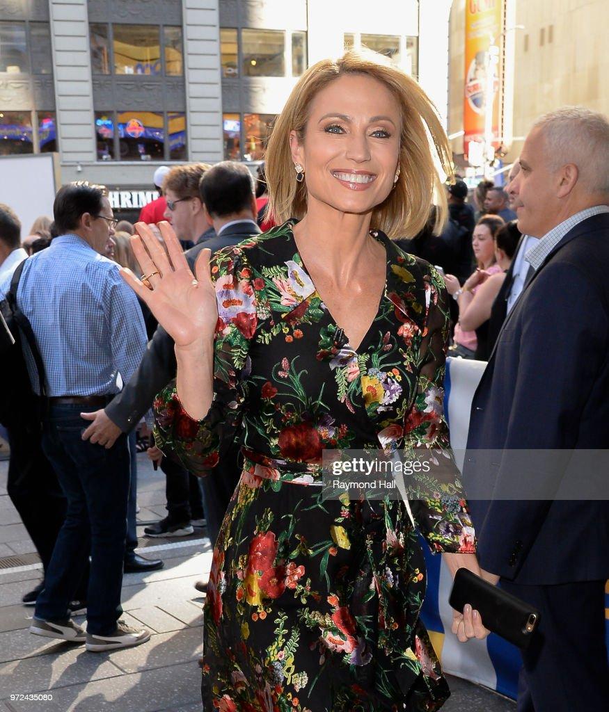 Celebrity Sightings in New York City - June 12, 2018 : News Photo