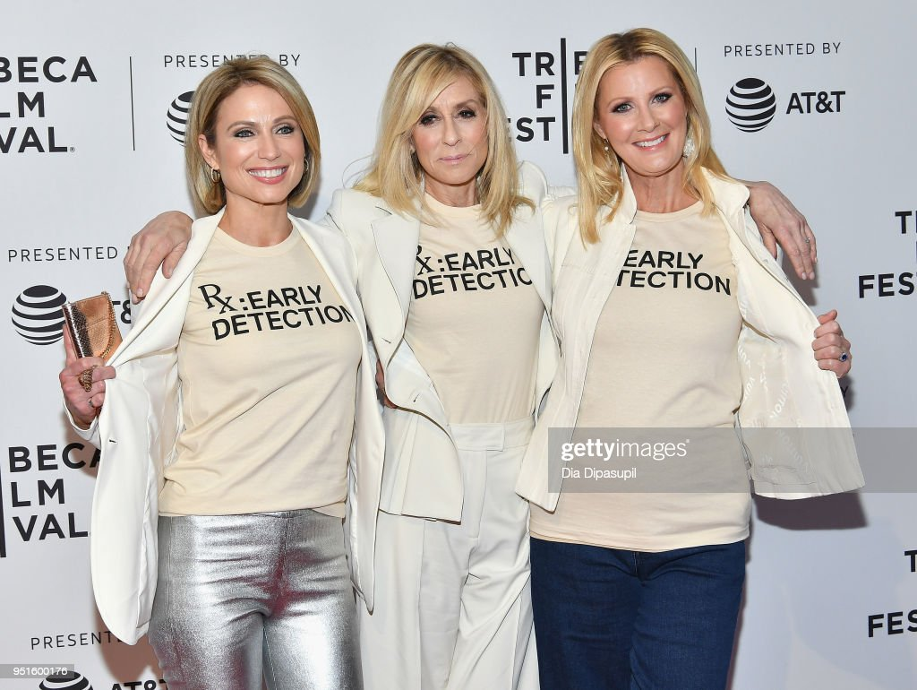 """""""RX: Early Detection A Cancer Journey With Sandra Lee"""" - 2018 Tribeca Film Festival : News Photo"""