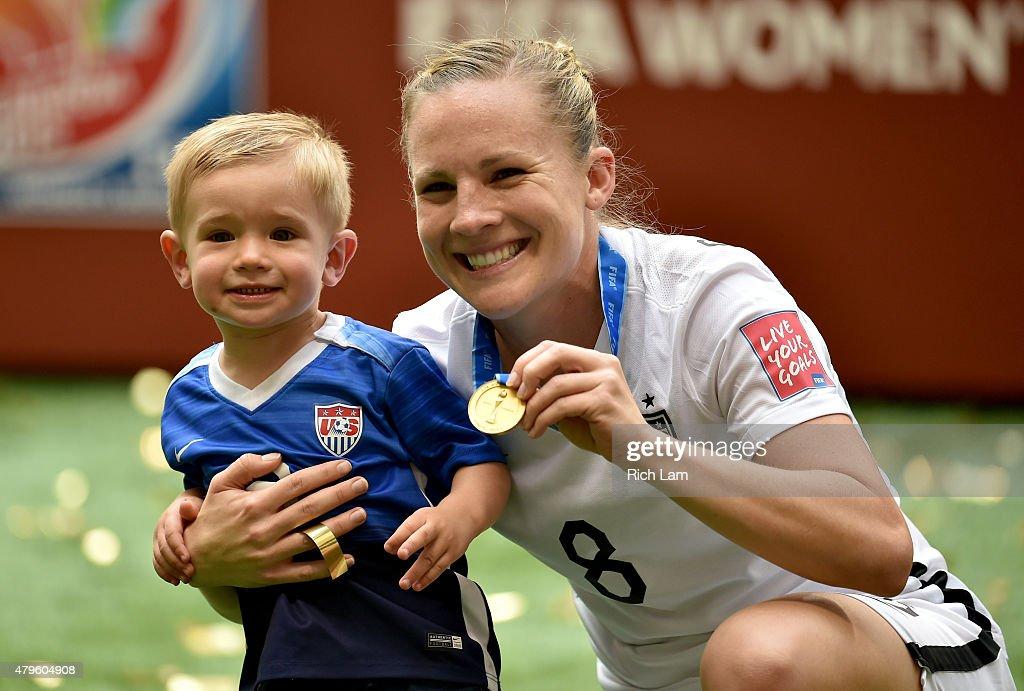 USA v Japan: Final - FIFA Women's World Cup 2015 : News Photo