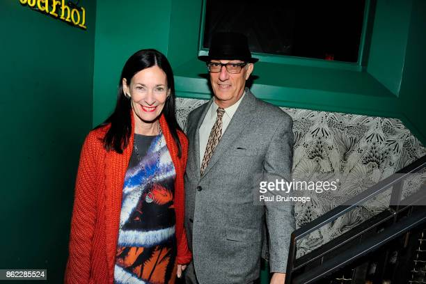 Amy Rosi and Peter Rosenthal attend NY LIFESTYLES Magazine celebrates Cover Girl Jean Shafiroff and her work supporting the Next Generation at Jue...