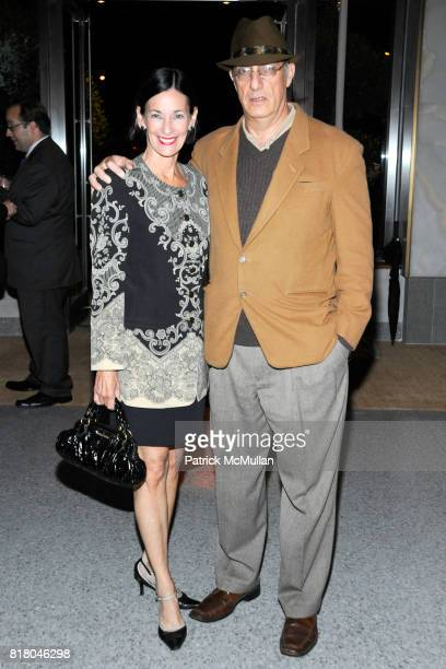 Amy Rossi and Peter Rosenthal attend Gala Opening of the American Fashion Designers Show House to Benefit CFDA at The Aldyn on September 16 2010 in...