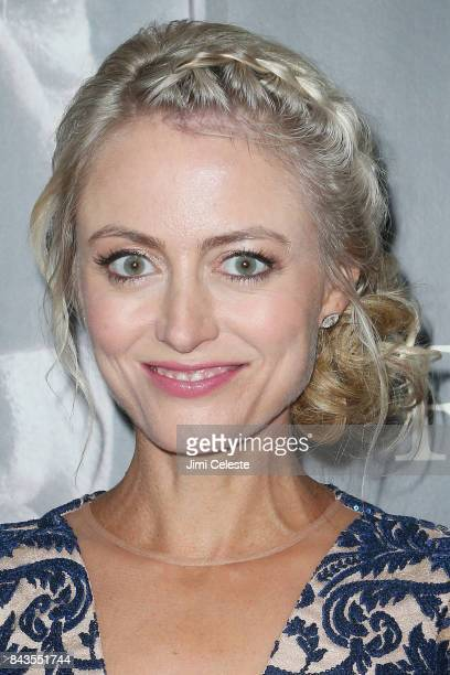 Amy Rutberg attends 'Rebel in the Rye' screening and after party hosted by Jean Shafiroff and IFC Films at Metrograph on September 6 2017 in New York...