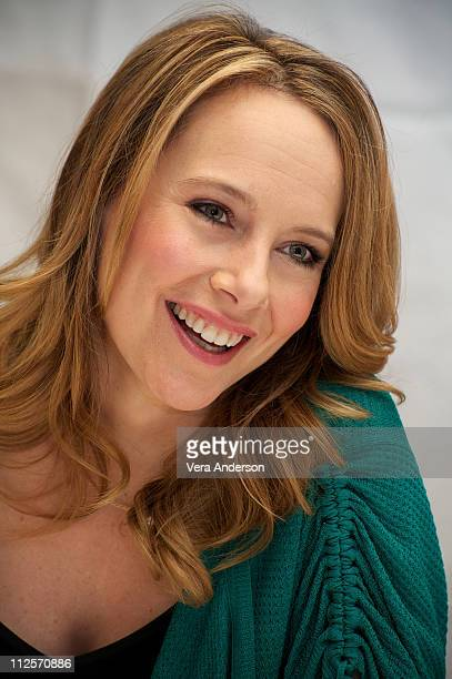 Amy Ryan at the 'Green Zone' press conference at the Ritz Carlton Hotel on February 26 2010 in New York City