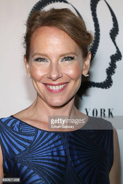 Amy Ryan attends 2016 New York Film Critics Circle Awards on January 3 2017 in New York City