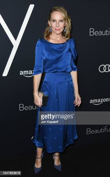 Amy Ryan attends Amazon Studios of Angeles Premiere Of 'Beautiful Boy' at Samuel Goldwyn Theater on October 8 2018 in Beverly Hills California