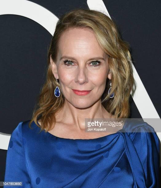 Amy Ryan attends Amazon Studios of Angeles Premiere Of Beautiful Boy at Samuel Goldwyn Theater on October 8 2018 in Beverly Hills California