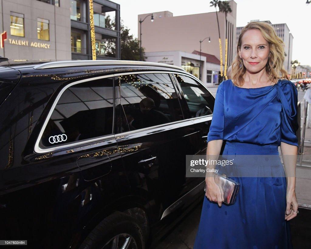 Photo of Amy Ryan  - car