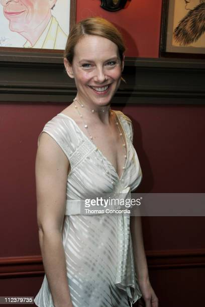 Amy Ryan during 2005 Outer Critics Circle Theatre Awards in New York NY United States