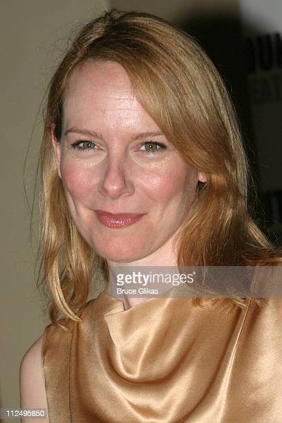 Amy Ryan during Roundabout Theatre Company's 2005 Spring Gala Celebration at Pier 60 at Chelsea Piers in New York NY United States