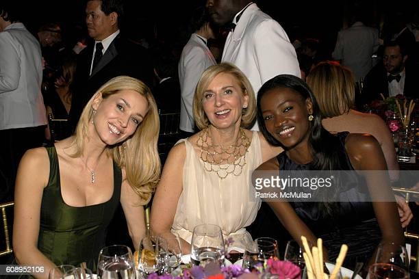 Amy Sacco Eileen GuggenheimWilkinson and Oluchi Onweagba attend MUSEUM OF THE MOVING IMAGE SALUTES TOM CRUISE at Cipriani 42nd Street on November 6...