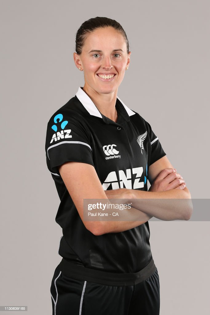 AUS: New Zealand Women's ODI Headshots Session