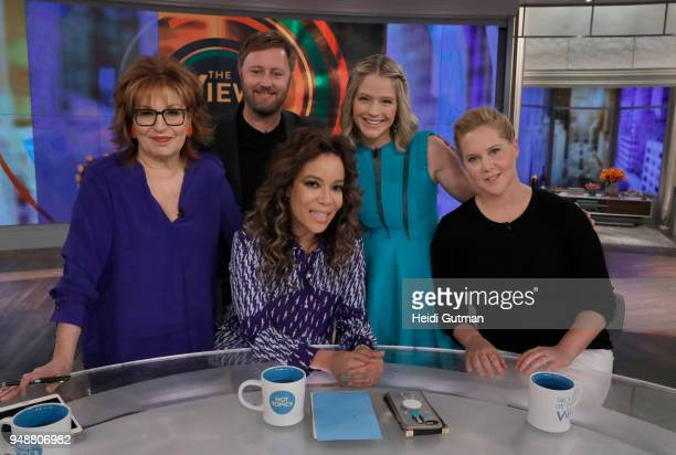 THE VIEW Amy Schumer and Rory Scovel are guests on ABC's 'The View' airing Friday April 20 2018 'The View' airs MondayFriday on the ABC Television...