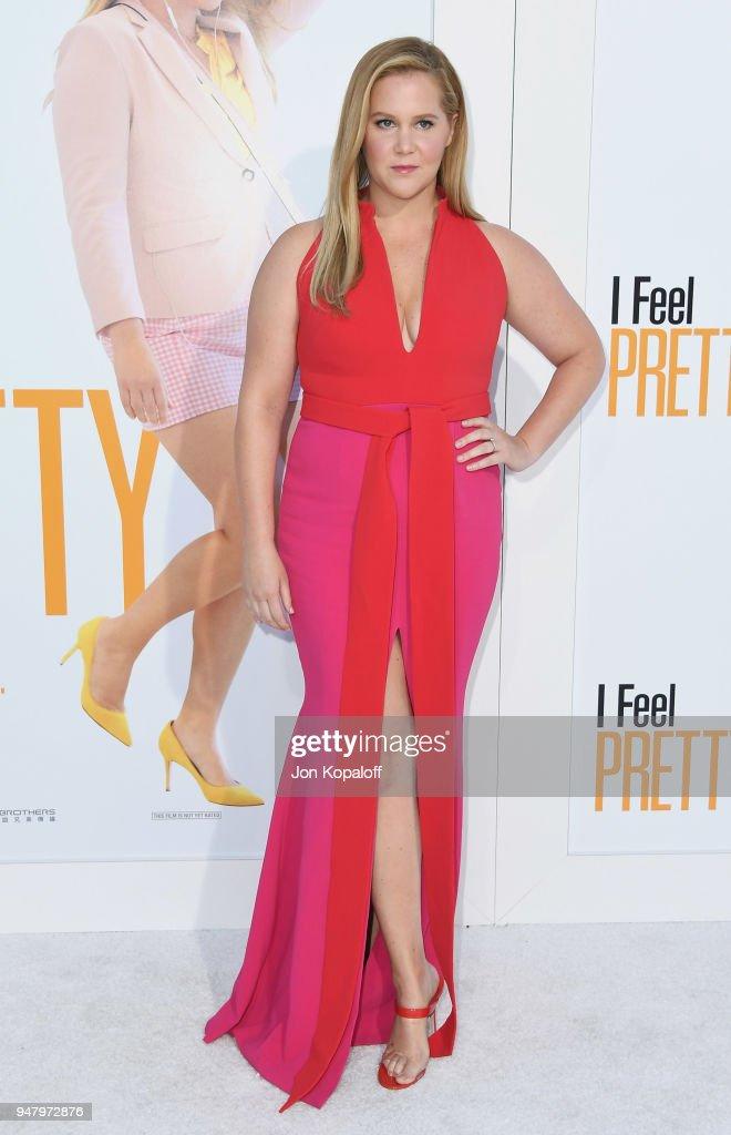 "Premiere Of STX Films' ""I Feel Pretty"" - Arrivals : News Photo"