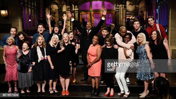 LIVE 'Amy Schumer' Episode 1745 Pictured Beck Bennett Kyle Mooney Luke Null Melissa Villaseñor Aidy Bryant Kenan Thompson Mikey Day Chris Redd Colin...