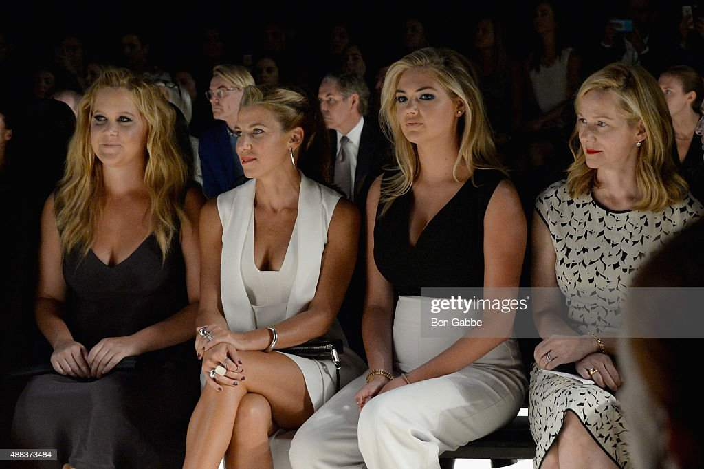 Narciso Rodriguez - Front Row - Spring 2016 New York Fashion Week : News Photo