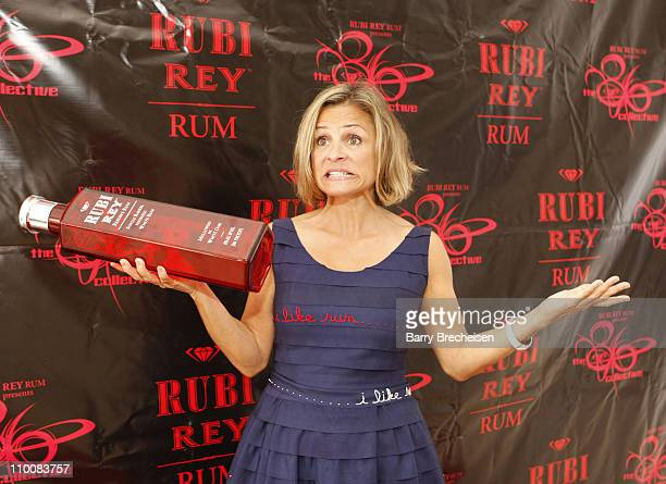 Amy Sedaris at the RUBI REY Rum and m5 present the86collective with host Amy Sedaris at 1101 West Fulton Market on June 26 2008 in Chicago Illinois