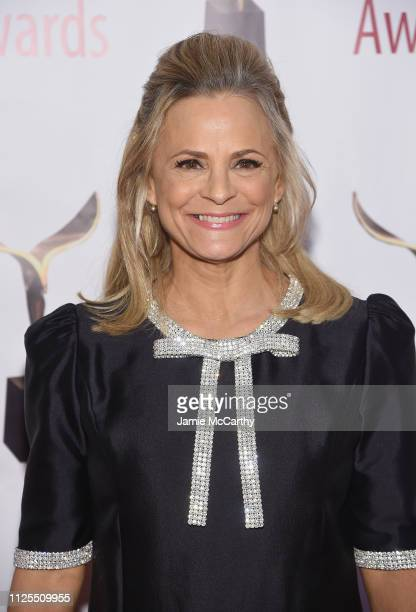 Amy Sedaris attends the 71st Annual Writers Guild Awards New York ceremony at Edison Ballroom on February 17 2019 in New York City