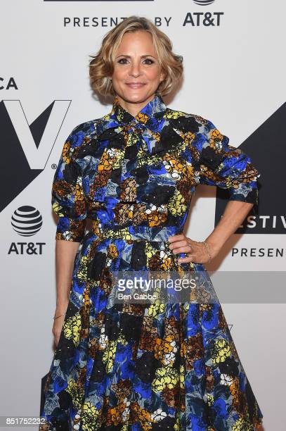 Amy Sedaris attends the Tribeca TV Festival series premiere of At Home with Amy Sedaris at Cinepolis Chelsea on September 22 2017 in New York City