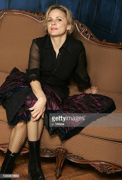 Amy Sedaris during 2005 Sundance Film Festival 'Strangers With Candy' Portraits at HP Portrait Studio in Park City Utah United States