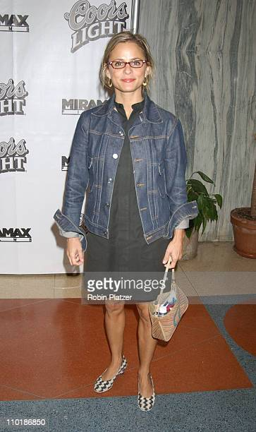 Amy Sedaris during New York Premiere of Duplex at The Beekman Theatre in New York City New York United States