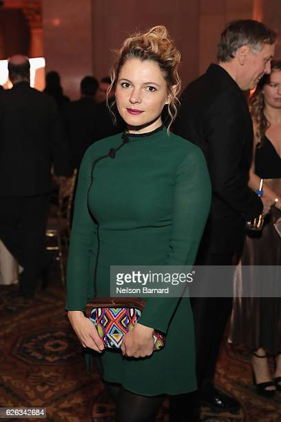 Amy Seimetz attends IFP's 26th Annual Gotham Independent Film Awards at Cipriani Wall Street on November 28 2016 in New York City