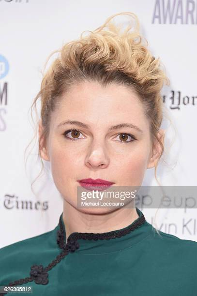 Amy Seimetz attends the 26th Annual Gotham Independent Film Awards at Cipriani Wall Street on November 28 2016 in New York City