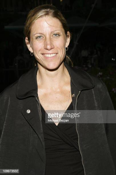 Amy Sewell during 2005 Los Angeles Film Festival Mad Hot Ballroom Screening at California Plaza in Los Angeles California United States