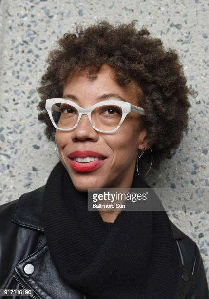 Amy Sherald guest lecturer at the Mattin Center at Johns Hopkins University has been selected to paint the official portrait of Michelle Obama