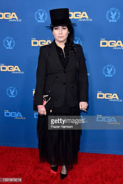 Amy ShermanPalladino arrives for the 72nd Annual Directors Guild Of America Awards at The Ritz Carlton on January 25 2020 in Los Angeles California