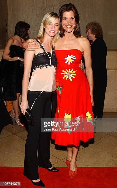 Amy Smart and Wendie Malick during The 18th Annual Genesis Awards and 50th Anniversary of the Humane Society of the United States Arrivals at Beverly...