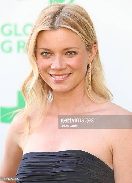 Amy Smart arrives at Global Green USA's 14th Annual Millennium Awards at the Fairmont Miramar Hotel on June 12 2010 in Santa Monica California