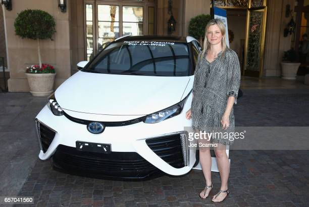 Amy Smart at EMA Impact Summit Presented by Toyota Mirai at Montage Beverly Hills on March 23 2017 in Beverly Hills California