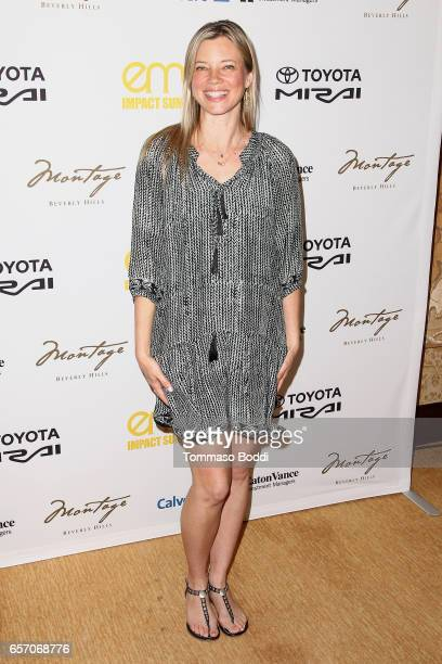 Amy Smart attends the EMA Impact Summit held at the Montage Beverly Hills on March 23 2017 in Beverly Hills California