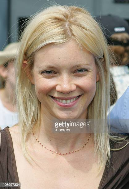 Amy Smart during 2006 Los Angeles Film Festival 'Who Killed The Electric Car' Screening and 'Green Day' Fair at Westwood in Westwood California...
