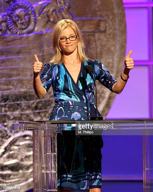 Amy Smart during 20th Anniversary Genesis Awards - Show at Beverly Hills Hotel in Beverly Hills, CA, United States.