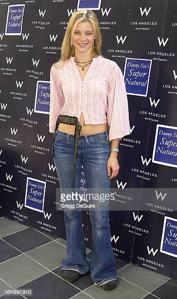 Amy Smart during 2nd Annual Danny Seo's SuperNatural Super Suite at The W Hotel in Westwood California United States
