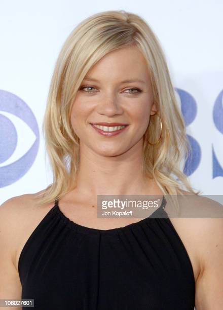 Amy Smart during CBS 2006 TCA Summer Press Tour Party at Rosebowl in Pasadena California United States