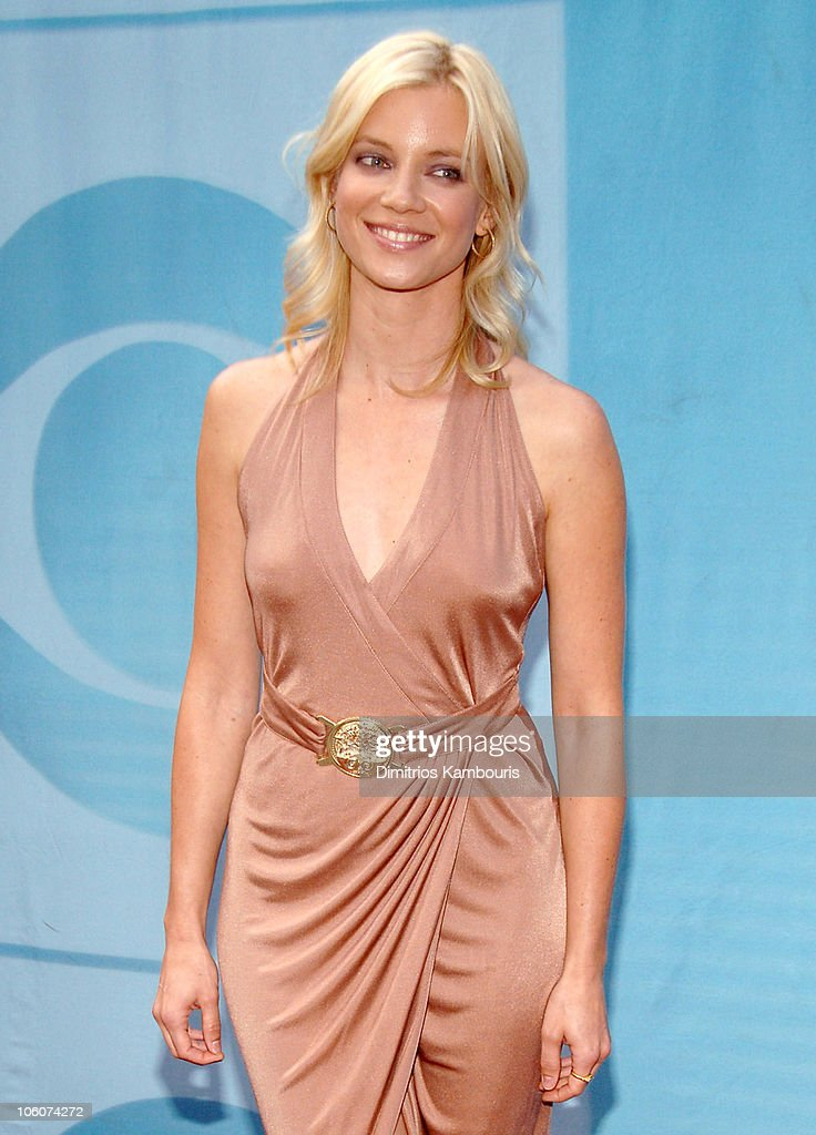 Amy Smart during CBS 2006/2007 Upfront - Red Carpet at Tavern on the Green in New York City, New York, United States.